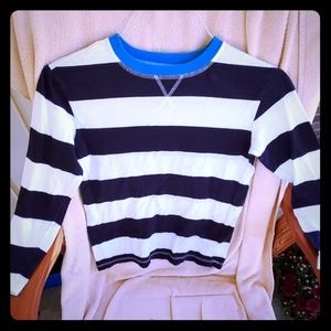 Children's Place Boys Striped Long-Sleeve